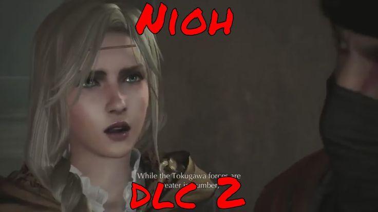 Nioh Official DLC 2 Defiant Honor Trailer