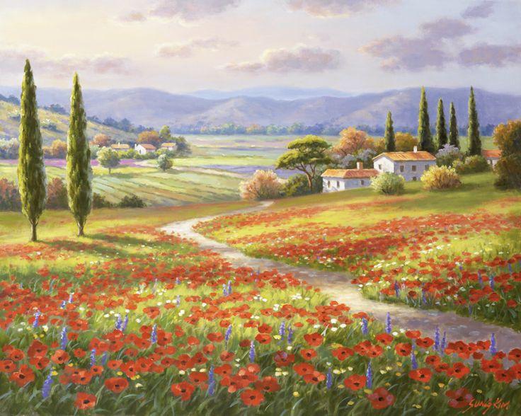 Poppy-Fields-by-Sung-Kim.jpg (900×720)