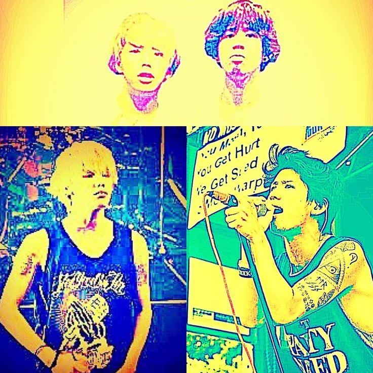 One ok rock , takahiro morita, hiroki moriuchi, my first story