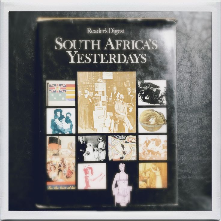 South Africa's Yesterday Readers Digest