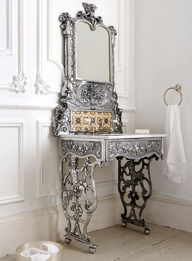 The Cherub Washstand | Buy Online at Catchpole & Rye