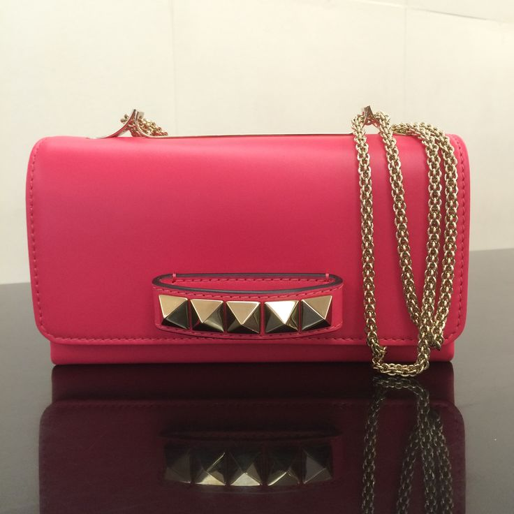 Va Va Voom bag by @valentino #Valentino #VaVaVoom #bag #clutch #FolliFollie #FW14collection