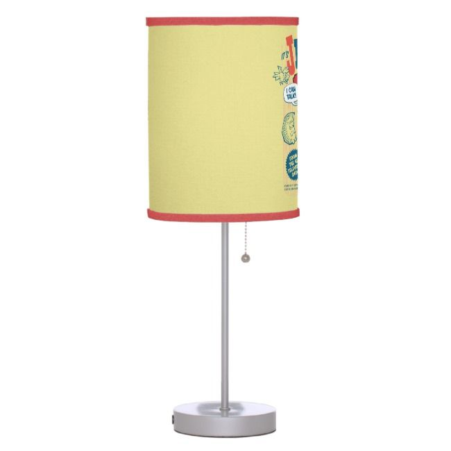Toy Story 4 Vintage Jessie Cowgirl Doll Ad Table Lamp Zazzle Com Lamp Table Lamp Custom Table