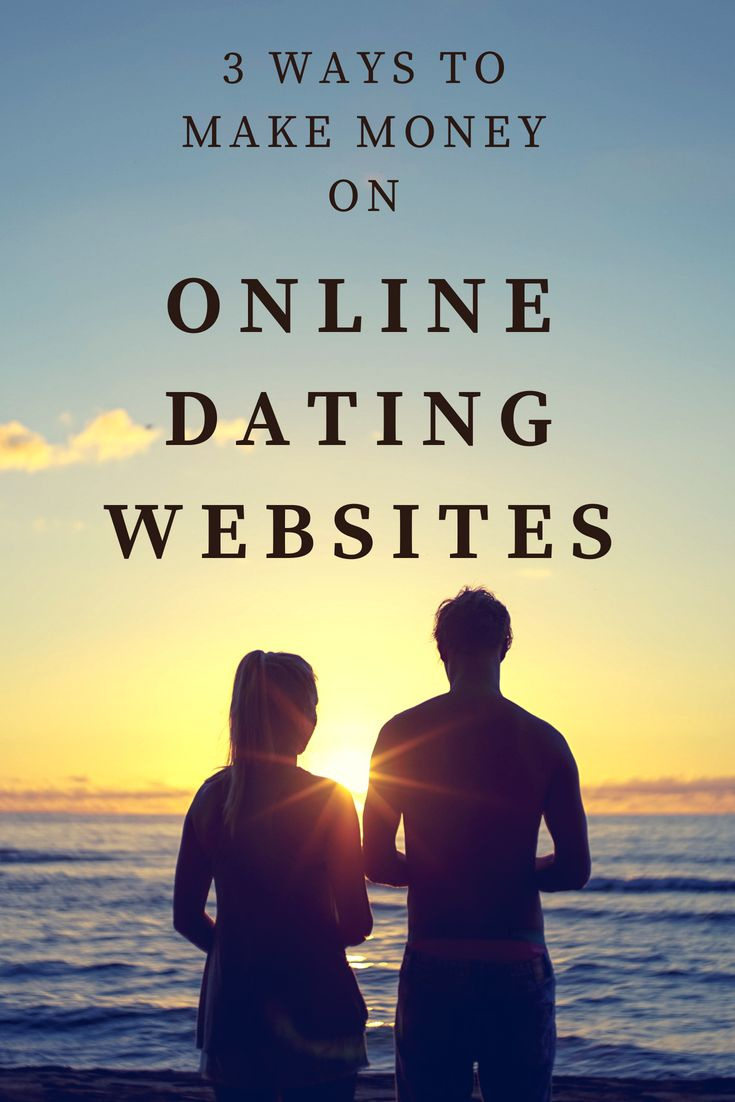 How does a free dating site make money