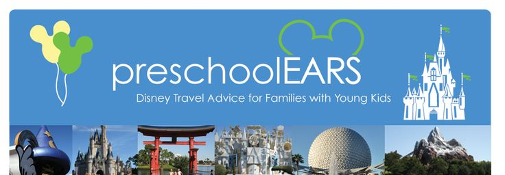 Preschoolears - Disney World Tips & Tricks with young kids