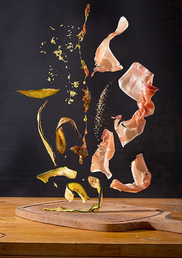Recetas que se cocinan solas by Nora Luther y Pavel Becker. Fotografia, foodporn.