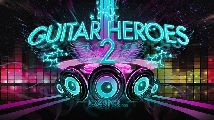 Guitar heroes guitar heroes music rhythm games
