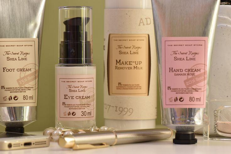 Seria Shea Line poleca się do pielęgnacji skóry twarzy i rąk <3 Dostępna tutaj: http://secret-soap.com/shea-line-77 #thesecretsoapstore #shealine #naturalcosmetics #polishbrand