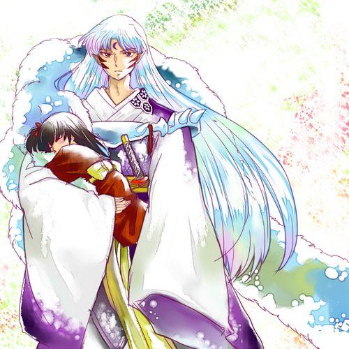inuyasha and sesshomaru relationship poems