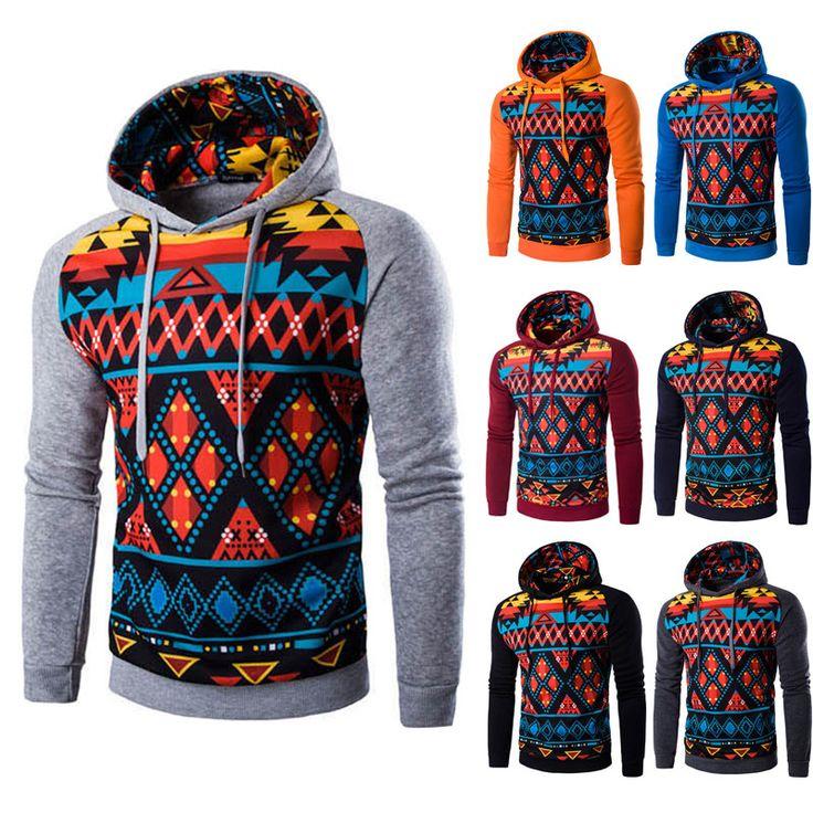 Colour Me Crazy Hoodie // Unisex Jacket // Hoodie // African Print // Patterned Hoodie // Shirt Jacket // Festival Jacket // African top gIMss