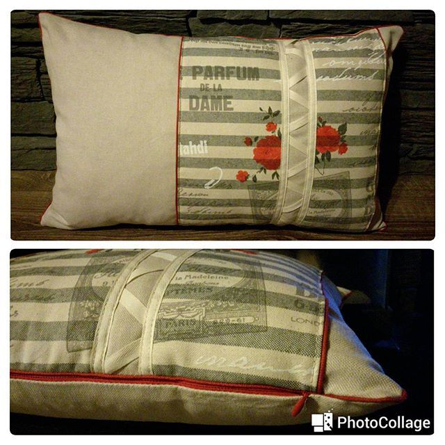 Vintage style Cushion Case finished with red piping Upholstery#cushions#pillowcase#Pillow#furniture#paris#vintage#covers#pillowcase#home#decor#decorative#decorative#sofa#InDesign#instadecor#softfurnishing#homeideas#homestyling#homelands#homeaccessories#designer#dekorativnevankuse#dizajn#nabytok#insta#follow#instafamous#like#nice#Slovakia#vankuse#dahamilton#