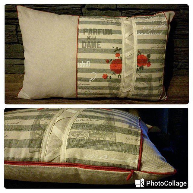 Vintage style Cushion Case finished with red piping Upholstery#cushions#pillowcase#Pillow#furniture#paris#vintage#covers#pillowcase#home#decor#decorative#decorative#sofa#InDesign#instadecor#softfurnishing#homeideas#homestyling#homelands#homeaccessories#designer#dekorativnevankuse#dizajn#nabytok#insta#follow#instafamous#like#nice#Slovakia#vankuse#dahamilton#