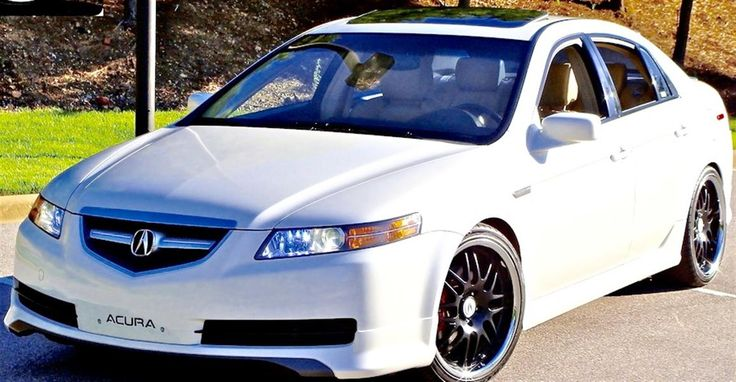 2005 Acura TL Clean Title by Margaret Hoffman. Click to view more photos and mod info.