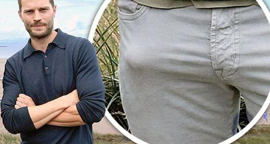 Morning Wood: Ladies go nuts over golf ball in Jamie Dornan's pocket