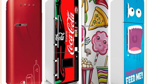 .vinilos originales para frigorificos | Hoy LowCost