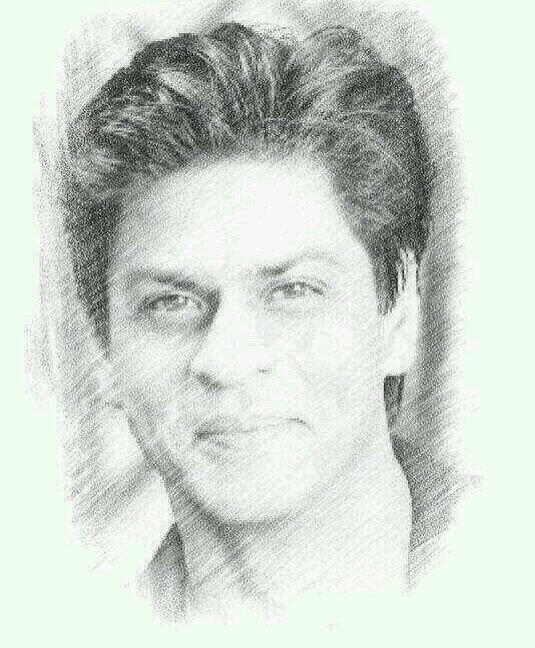 Shah Rukh Khan - fan art
