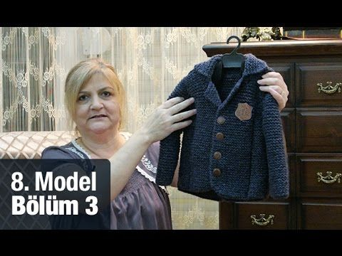 8. Model (2/5) ● Örgü Modelleri - YouTube