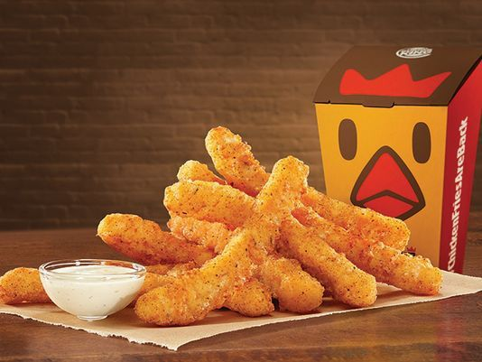 Copycat Burger King Chicken Fries Recipe