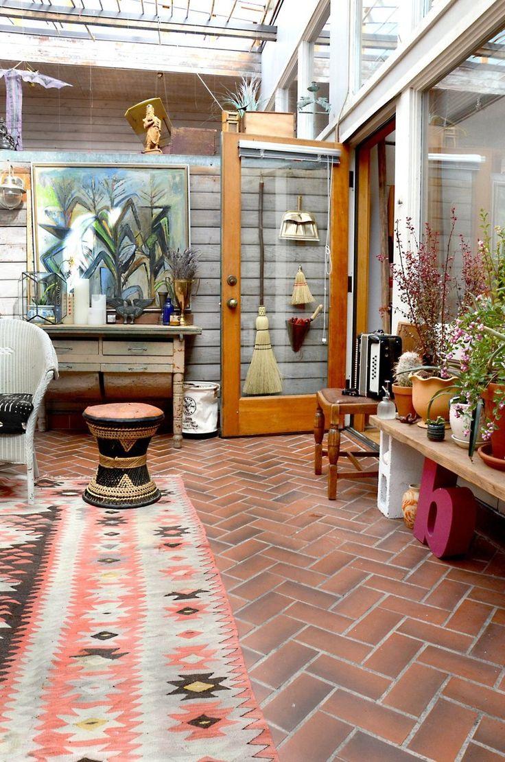 Brooke S Modern Bohemian Ranch Style In Seattle House