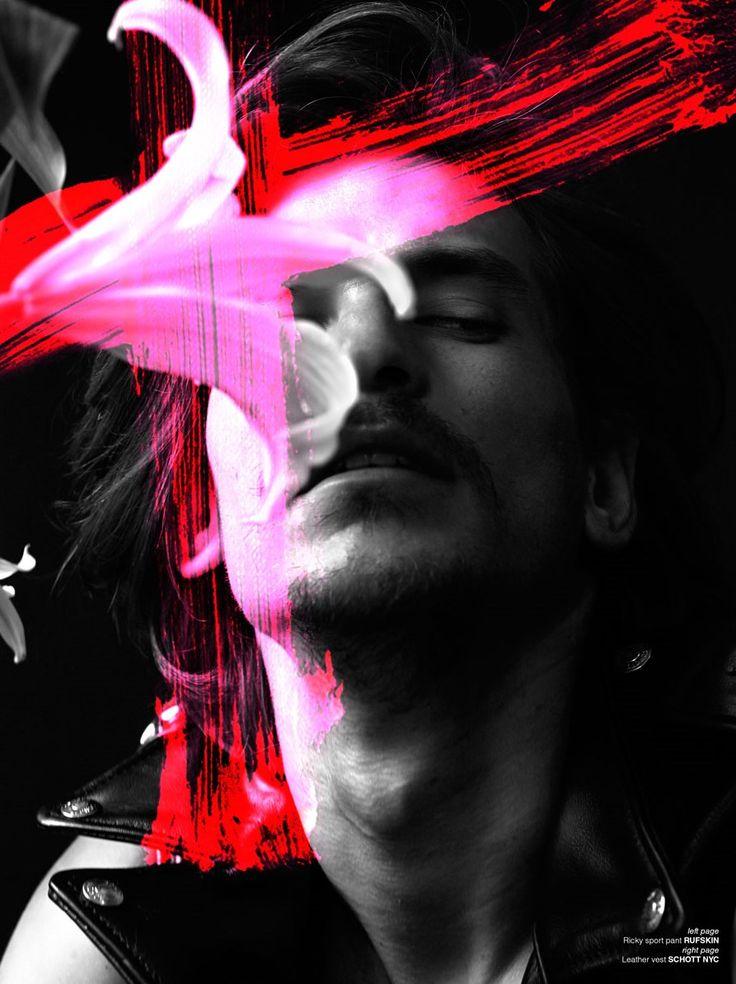 Jarrod Scott by Chuando & Frey | The Performer | Homotography
