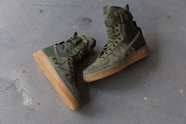 New Force aérienne de 1s Nike sont les meilleurs Sneakers pour Bad Météo | GQ
