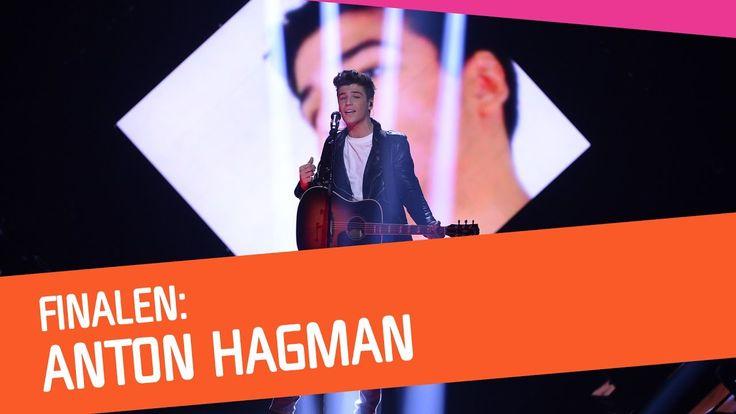 Anton Hagman-Kiss You Goodbye.  Cute guy and he sings very nice.