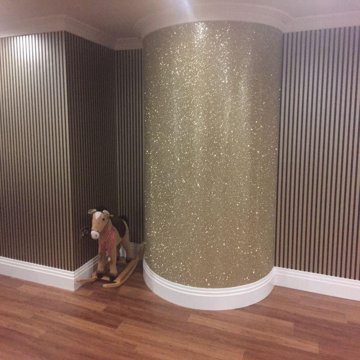 Silver Glitter Wallpaper Bedroom   Affordable Bedroom Furniture Sets Check  More At Http://