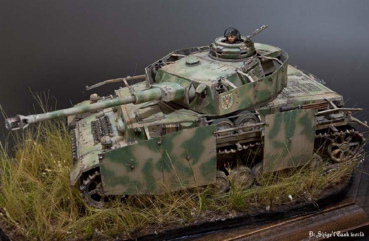 IV号戦車G型 1944年4-5月生産車