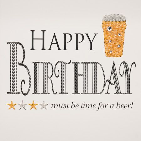 IS27 Happy Birthday Beer