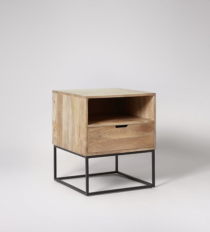 Jakob Bedside Table | Swoon Editions