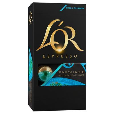 Les capsules L'OR compatibles Nespresso sont sur CVous ! - CVous