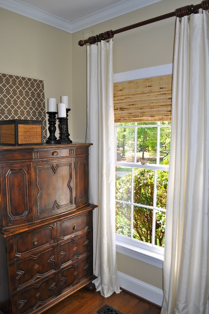 Finding Fabulous Simple Bamboo Blinds Bamboo Blinds
