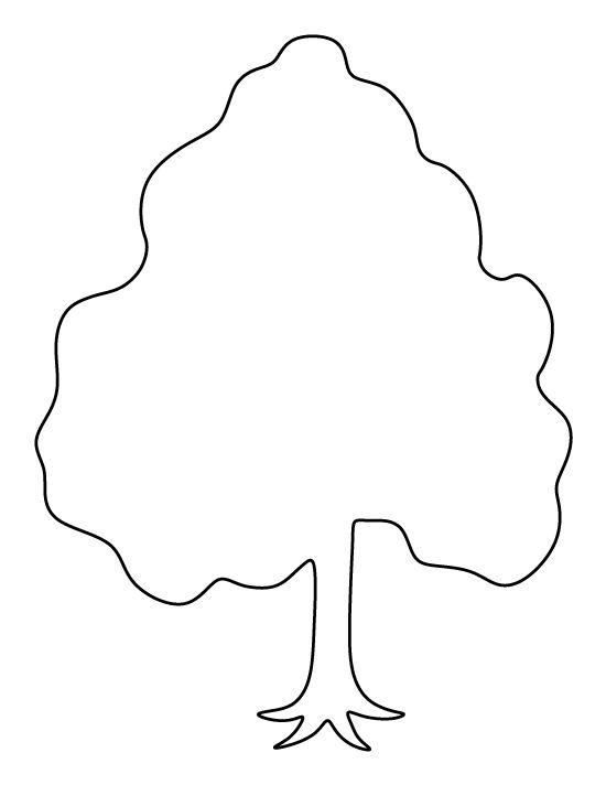 Zany image within tree pattern printable