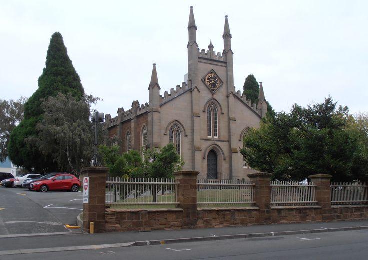 Scotch Church Bathurst Street