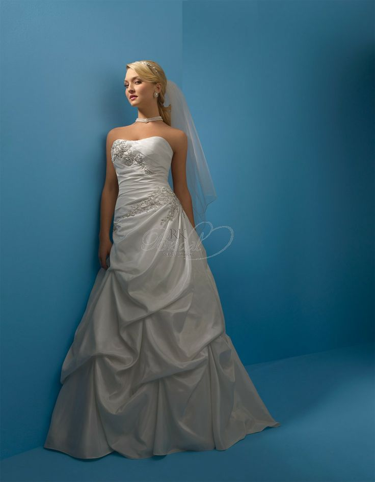 45 best Alfred Angelo Wedding Dresses images on Pinterest | Wedding ...
