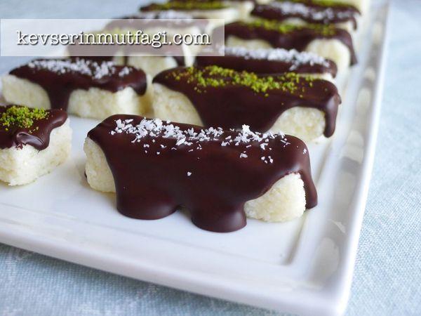 Cocostar Tarifi - Kevser'in Mutfağı - Yemek Tarifleri