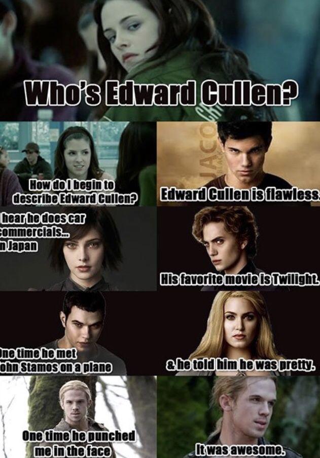 Mean Girls And Twilight Twilight Funny Twilight Memes Twilight Film