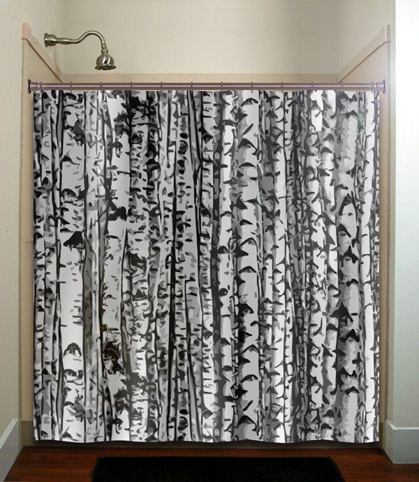 17 bästa idéer om Tree Shower Curtains på Pinterest