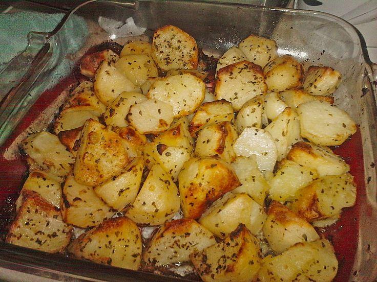 Griechische Knoblauchkartoffeln, ein leckeres Rezept aus der Kategorie Kartoffeln. Bewertungen: 12. Durchschnitt: Ø 4,4.
