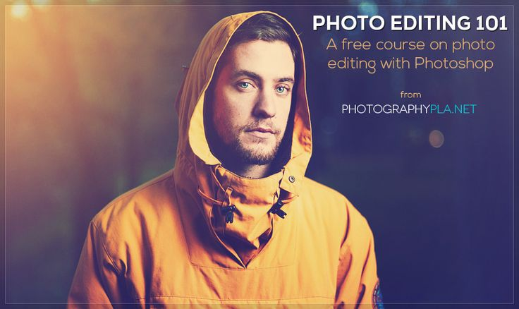 Photo by Daniel Zedda Photo Editing 101 is our free course that teaches the basic fundamentals of how to use Photoshop for editing photos.
