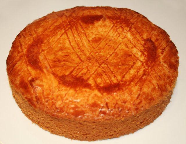 La Cuisine de Bernard: Le Gâteau Basque