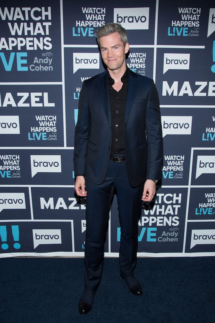 Ryan Serhant on Watch What Happens Live with Andy Cohen, June 2017. Navy Blue carpet runner provided by Red Carpet Entrances. Photos from Guest Dressed: June 2017 album. Courtesy of Bravo TV / NBCUni. Be sure to tune in for more celebrity appearances!