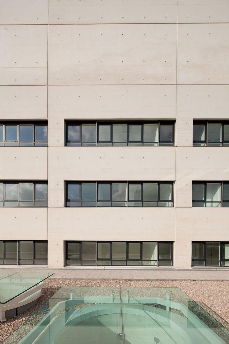 Gallery of Villeneuve-Saint-Georges Hospital / Atelier d'architecture Michel Rémon - 26