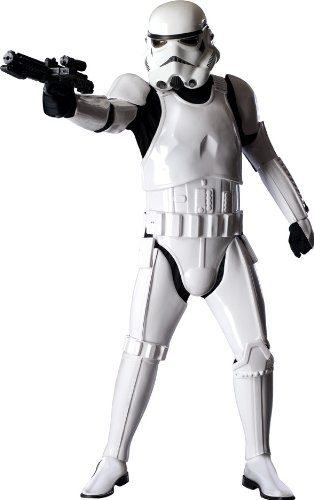 6 Reasons to Date a Storm Trooper