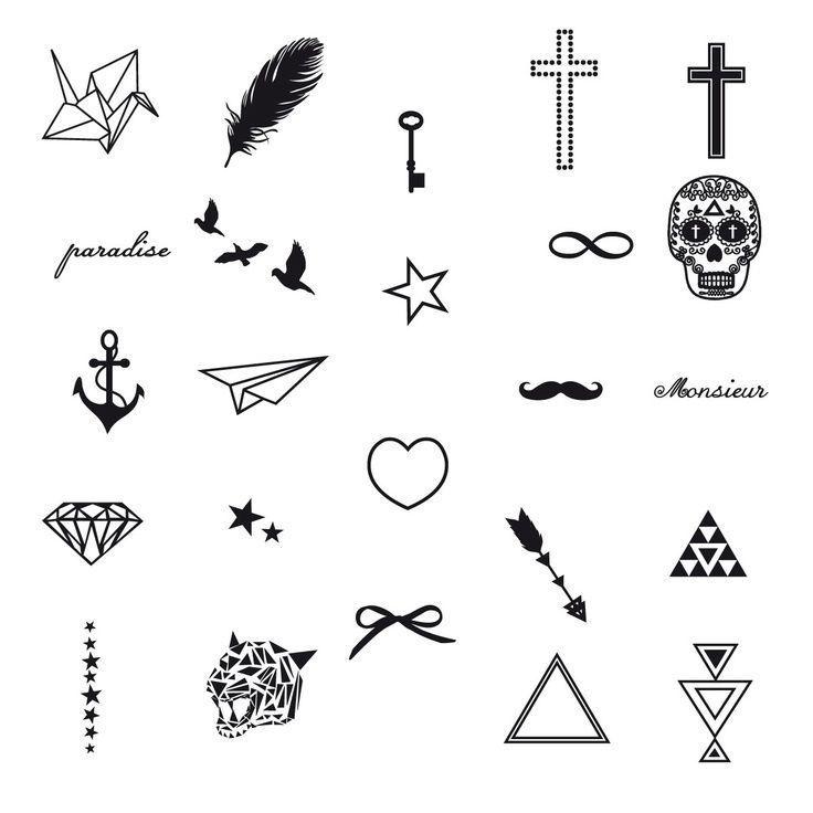 DIY Tattoos – schnell und leicht gemacht