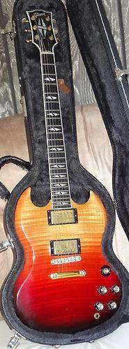 Gibson SG Supreme Electric Guitar
