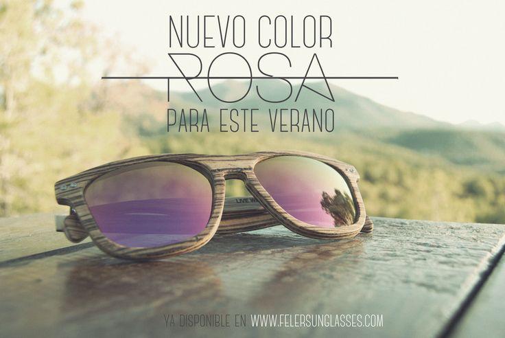 #gafassolmadera #espejosrosa #verano2014 #novedad