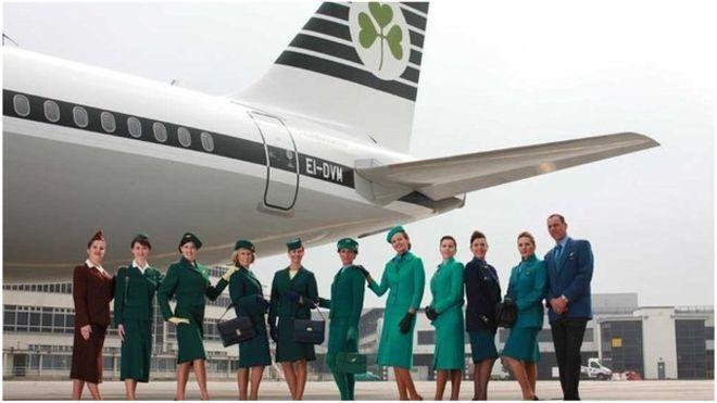 Crafty room sweet home: Ryanair akan menjual Aer Lingus saham untuk IAG