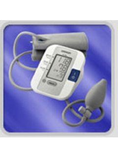 Tlakoměr OMRON M1 Plus - Poloautomatický digitální tonometr na paži