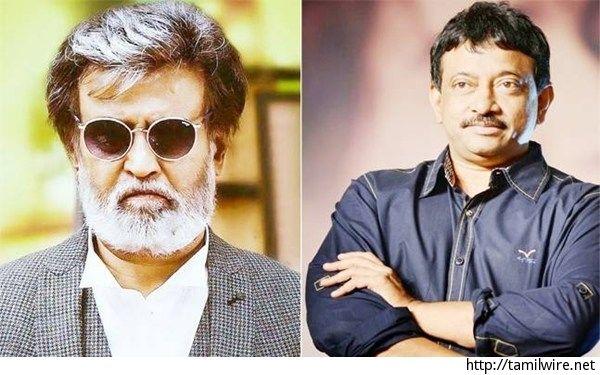 Ram Gopal Varma: Rajinikanth Will Bring Back the Lost Prestige of Tamils! - http://tamilwire.net/64531-ram-gopal-varma-rajinikanth-will-bring-back-lost-prestige-tamils.html